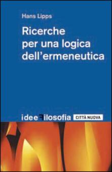 Ricerche per una logica dellermeneutica.pdf