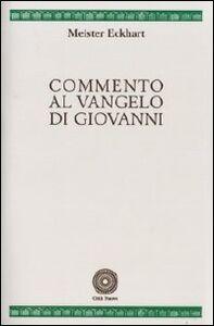 Commento al Vangelo di Giovanni