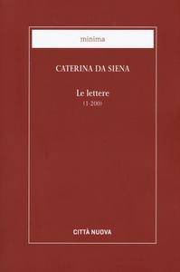 Libro Le lettere Caterina da Siena (santa)
