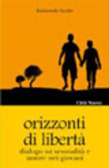 Grandtoureventi.it Orizzonti di libertà. Dialogo su sessualità e amore nei giovani Image