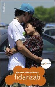 Foto Cover di Fidanzati, Libro di Barbara Rovea,Paolo Rovea, edito da Città Nuova