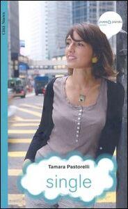 Libro Single Tamara Pastorelli
