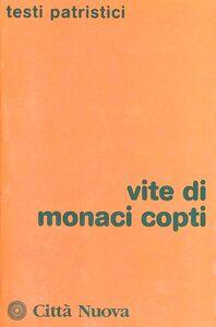 Libro Vite di monaci copti