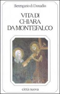 Libro Vita di Chiara da Montefalco Berengario di Donadio