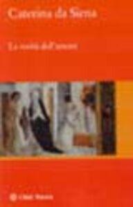 Libro La verità dell'amore Caterina da Siena (santa)