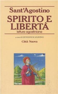 Promoartpalermo.it Spirito e libertà. Letture agostiniane Image