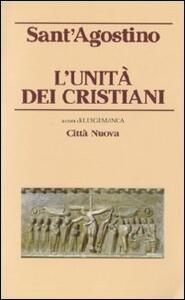 L' unità dei cristiani