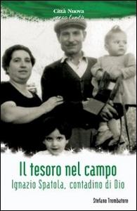 Libro Il tesoro nel campo. Ignazio Spatola, contadino di Dio Stefano Trombatore