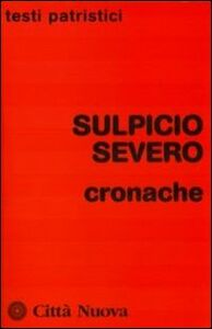 Libro Cronache Severo Sulpicio