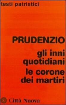 Radiospeed.it Prudenzio. Gli inni quotidiani-Le corone dei martiri Image