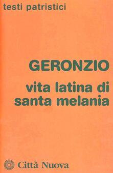 Vita latina di Santa Melania.pdf