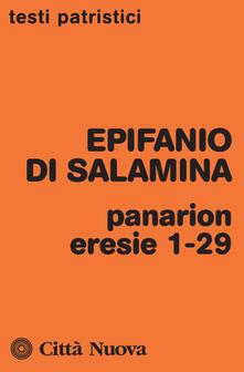 Antondemarirreguera.es Panarion. Eresie 1-29 Image