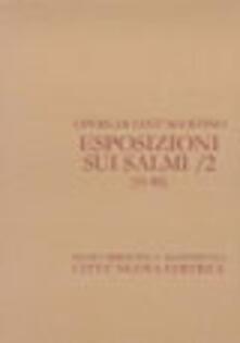 Listadelpopolo.it Opera omnia. Vol. 26: Esposizione sui Salmi. Image
