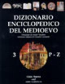 Listadelpopolo.it Dizionario enciclopedico del Medioevo. Vol. 3 Image