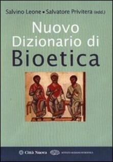 Grandtoureventi.it Nuovo dizionario di bioetica Image