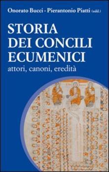 Osteriacasadimare.it Storia dei Concili Ecumenici. Attori, canoni, eredità Image