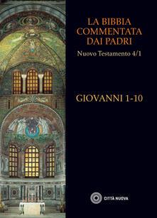 Winniearcher.com La Bibbia commentata dai Padri. Nuovo Testamento. Vol. 4: Giovanni 1-10. Image