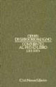 Opere. Vol. 6\1: Commento al primo libro dei Re.
