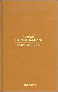 Opere. Vol. 2\1: Sermoni (2-35).