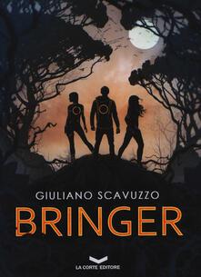 Bringer - Giuliano Scavuzzo - copertina
