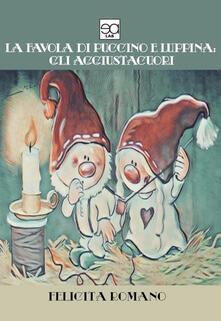 Winniearcher.com La favola di Puccino e Luppina: gli aggiustacuori Image