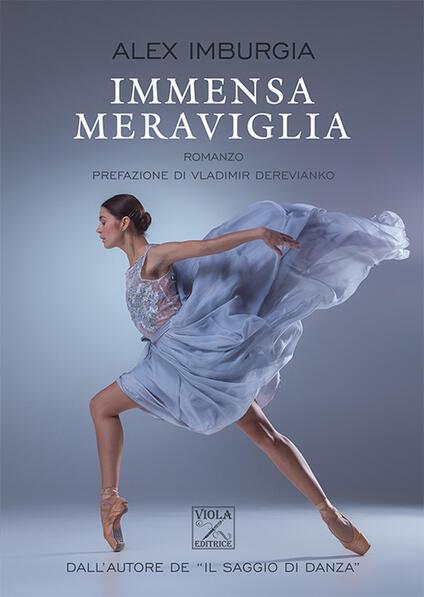 Immensa meraviglia - Alex Imburgia - copertina