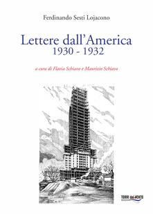 Voluntariadobaleares2014.es Lettere dall'America (1930-1932) Image