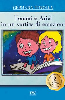 Winniearcher.com Tommi e Ariel in un vortice di emozioni Image