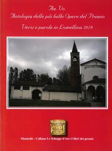 Vitalitart.it Antologia delle più belle opere del Premio Versi e parole in Lomellina 2019 Image