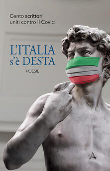 Promoartpalermo.it L' Italia s'è desta. Cento scrittori uniti contro il Covid Image