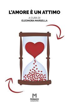 L' amore è un attimo - copertina