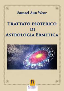 Radiospeed.it Trattato esoterico di astrologia ermetica Image