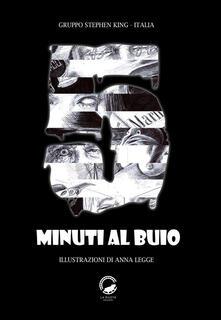 5 minuti al buio - Gruppo Stephen King-Italia - copertina