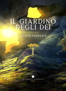 Il giardino degli dei - Marco Ferraris - copertina
