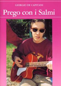 Libro Prego con i salmi Giorgio De Capitani