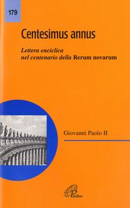 Libro Centesimus annus