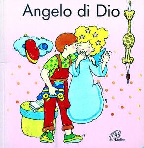 Libro Angelo di Dio Sandra Bersanetti