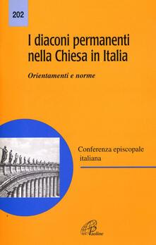 Squillogame.it I diaconi permanenti nella Chiesa in Italia Image