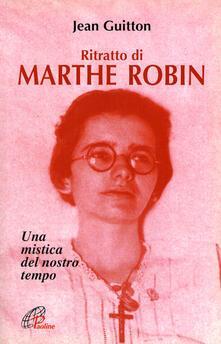 Camfeed.it Ritratto di Marthe Robin. Una mistica del nostro tempo Image