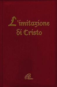 Foto Cover di L' imitazione di Cristo, Libro di Tommaso da Kempis, edito da Paoline Editoriale Libri