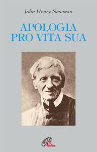 Libro Apologia pro vita sua John Henry Newman