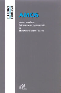 Foto Cover di Amos, Libro di Horacio Simian Yofre, edito da Paoline Editoriale Libri