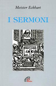 Libro I sermoni Eckhart