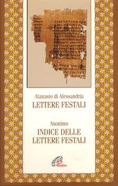 Lettere festali. Indice delle lettere festali