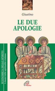 Libro Le due apologie Giustino (san)