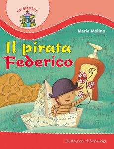 Libro Il pirata Federico Maria Molino