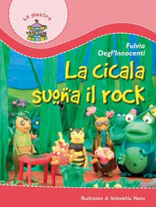 La cicala suona il rock