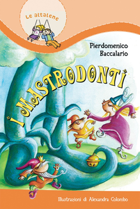 Libro I Mastrodonti Pierdomenico Baccalario