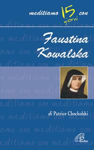 Libro Faustina Kowalska Patrice Chocholski