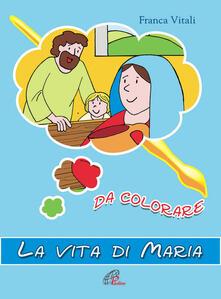 Lpgcsostenible.es La vita di Maria da colorare Image